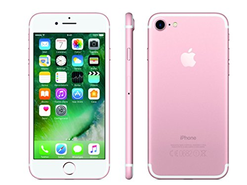 apple iphone 7 32g smartphone rosa reconditionn certifi iphone reconditionn iphone 7. Black Bedroom Furniture Sets. Home Design Ideas