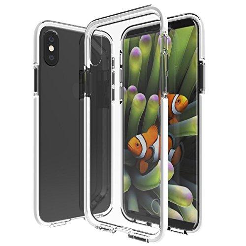 coque iphone x silicone integrale