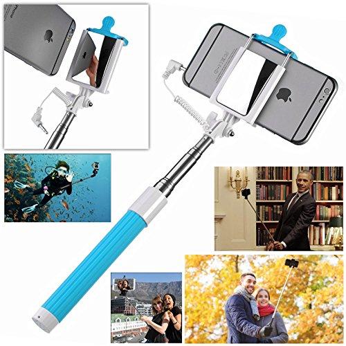 jzk selfie stick b ton selfie extensible avec fisheyes monopode photo perche telescopique. Black Bedroom Furniture Sets. Home Design Ideas