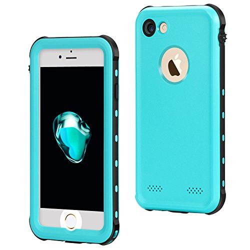 Merit coque tanche pour iphone 7 waterproof case housse for Housse etanche pour iphone