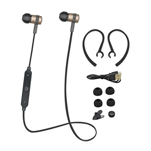 ouneed bluetooth headphones sans fil stereo ecouteurs. Black Bedroom Furniture Sets. Home Design Ideas
