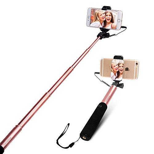 perche selfie yarrashop extensible selfie stick sans batterie sans bluetooth b ton de selfie. Black Bedroom Furniture Sets. Home Design Ideas