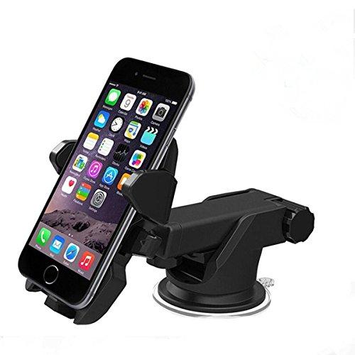 support voiture universel porte t l phone voiture pour pare brise et tableau de bord support. Black Bedroom Furniture Sets. Home Design Ideas
