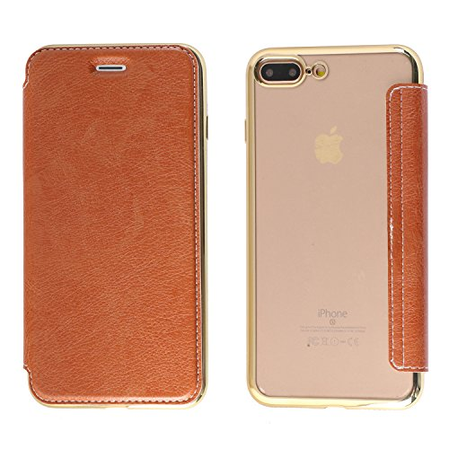 Coque iphone 7 plus coodio tui housse en cuir for Housse protection iphone 7
